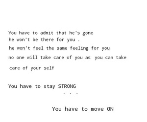 he, move on, and quote image