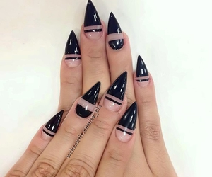 fashion, nails on fleek, and beauty image