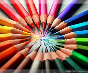 color, art, and colors image