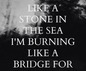 body, stone, and bridge image