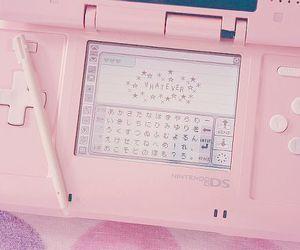 pink, kawaii, and nintendo image