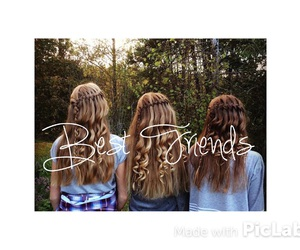 best friends, tumblr, and bestfriends image