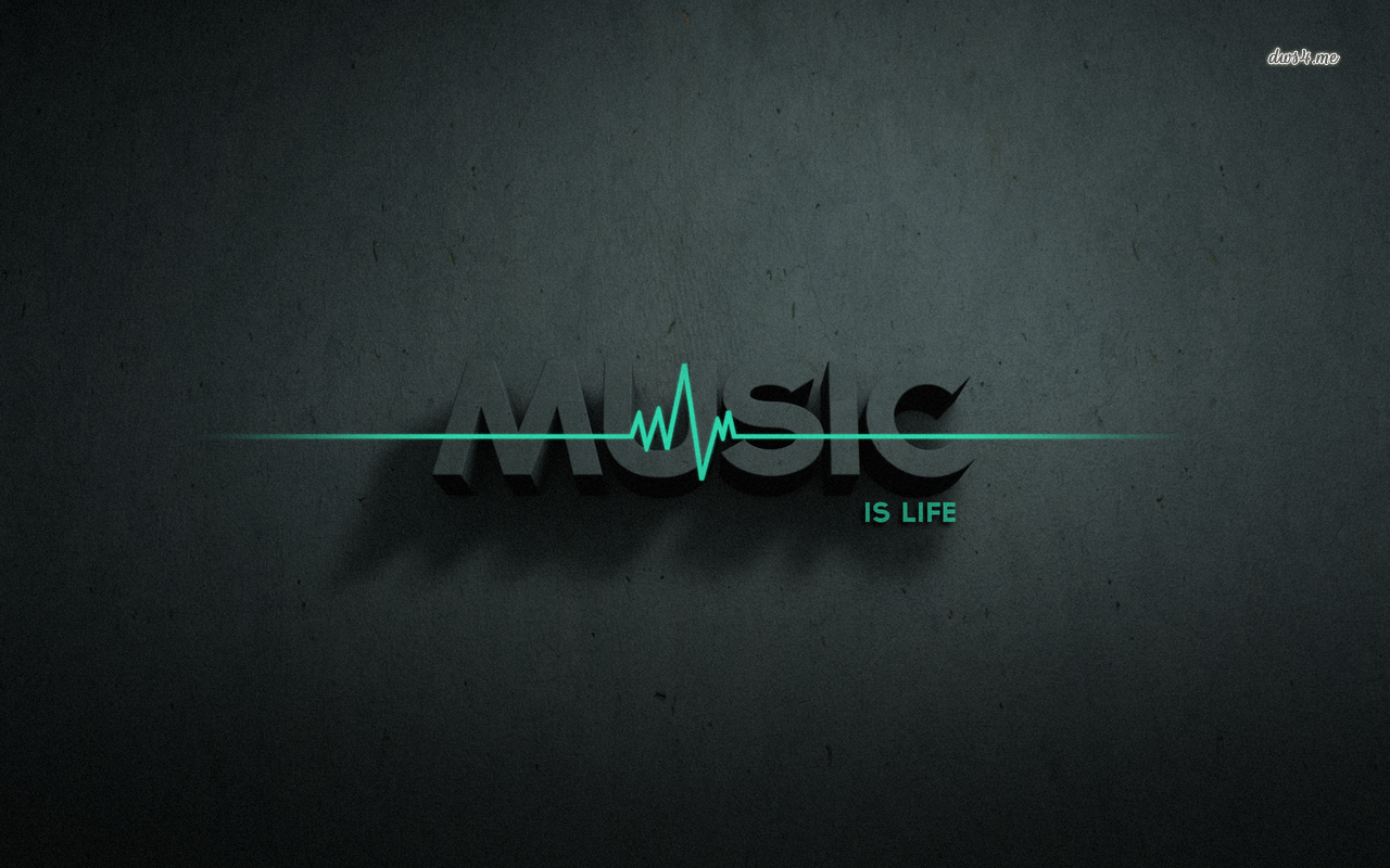 Music Is Life Wallpaper Music Wallpapers 26724