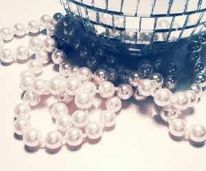 jewellery, shiny, and discoball image