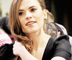 hayley atwell, agent carter, and Marvel image