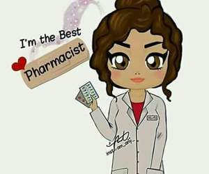 english, pharmacist, and pharmacy image