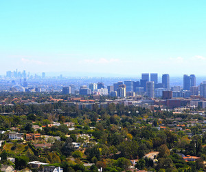 Angeles, hollywood, and la image