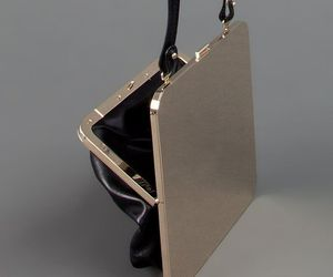 bags, Maison Martin Margiela, and metal image