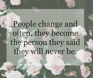 quote, change, and people image