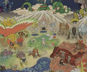 pokemon and legendary image