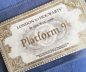 forever, harry potter, and 9 3 4 image