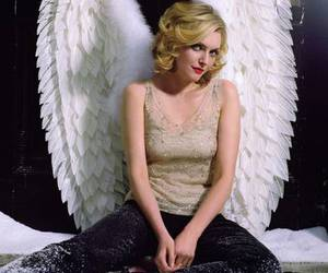 Angel Wings, blond, and blonde image