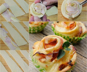 cooking, recipes, and rose image