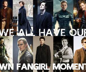 doctor who, Legolas, and supernatural image