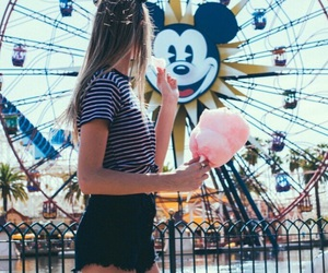 candy, disney, and girl image