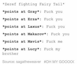 fairy tail, Lucy, and mavis image