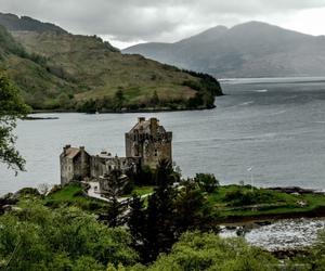 scotland and caste image