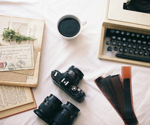 camera, indie, and vintage image