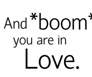 love and boom image