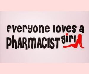 drug, girl, and pharma image