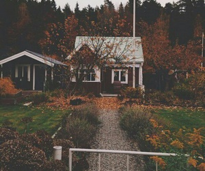 autumn, fall, and home image