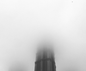 cities, fog, and photography image
