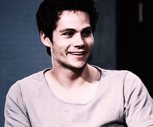 teen wolf, dylan o'brien, and edits image