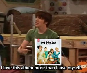 album, music, and drake and josh image