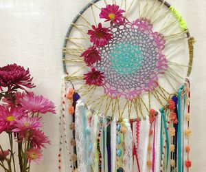 Dream, dreamcatcher, and dreamy image