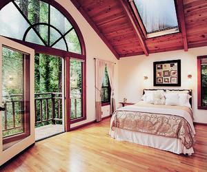 luxury, beautiful, and bedroom image