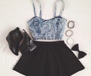 accesories, girl, and shoes image
