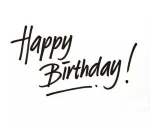overlay, happy birthday, and birthday image