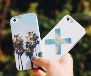 case, iphone, and summer image