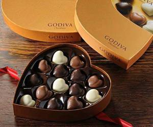 chocolate, godiva, and candy image