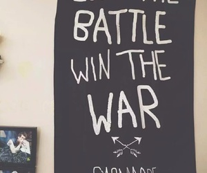 paramore, war, and battle image