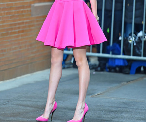 bella thorne and pink image