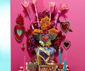 altar, calavera, and mexico image
