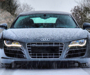 car, audi, and photography image