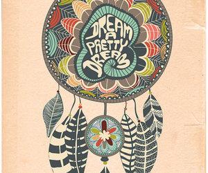 Dream, dreamcatcher, and pretty image