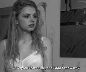 skins, cassie, and alone image