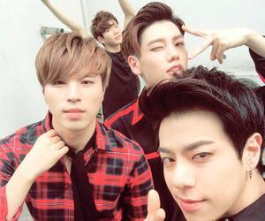 alex, kpop, and youngjun image