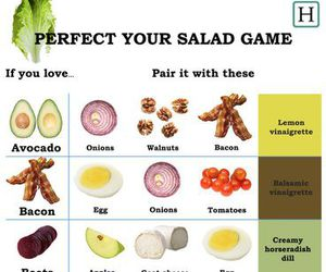salad and food image
