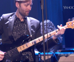 Mark Stoermer, the killers, and iheartradio image