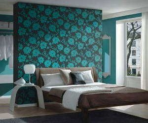 bed, dreamhouse, and bedroom image