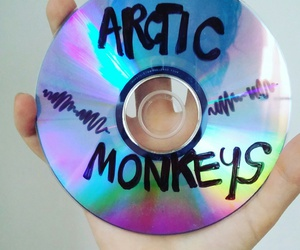 music, alternative, and arctic monkeys image