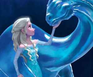 frozen, game of thrones, and elsa image