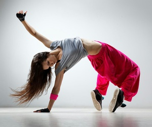 dance, ❤, and hip-hop image