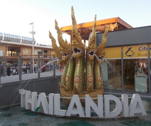 dragons, expo, and italy image