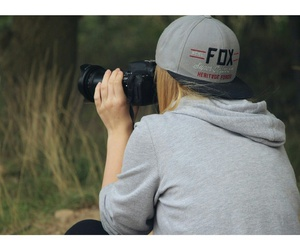 blond, canon, and girl image
