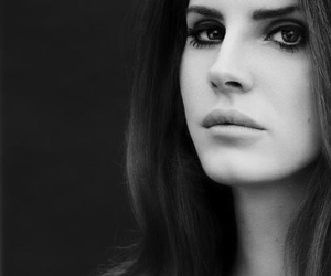 lana del rey, black and white, and lana image